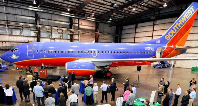 enhancing service at southwest airlines Southwest airlines® introduces pay with amazon, enhancing customer experience onboard wifi-equipped aircraft.
